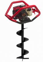 Бензобур ADA GroundDrill-8 в комплекте со шнеком Drill 250 (800 мм)